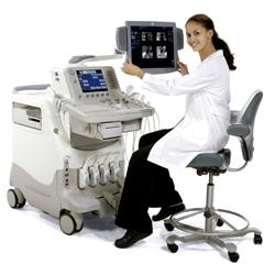 Ультразвуковой сканер Logiq 7 LCD