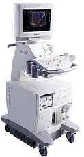 SONOLINE G50™ Кардиоверсия, ЭКГ,4D